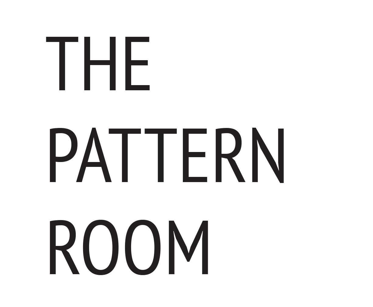 The Pattern Room - Logo